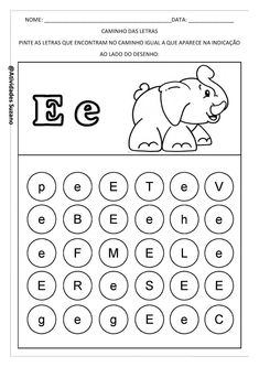 Fun Activities For Preschoolers, Word Family Activities, Educational Activities For Kids, Preschool Projects, Preschool Education, Alphabet Activities, Preschool Learning, Literacy Activities, Fun Learning