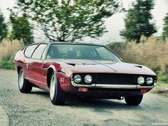 Lamborghini espada 400 gte 1972