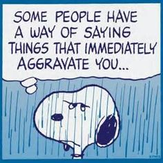 Snoopy on Life