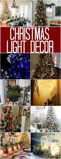 CHRISTMAS LIGHT DECO