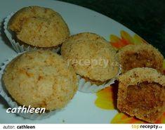 Ořechoví nafoukanci recept - TopRecepty.cz Muffin, Breakfast, Food, Morning Coffee, Essen, Muffins, Meals, Cupcakes, Yemek