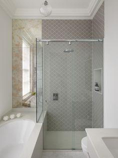 London Townhouse, Master Bathroom, Bathtub, Home, Bathroom Ideas, Bathrooms, Design, Interiors, Washroom