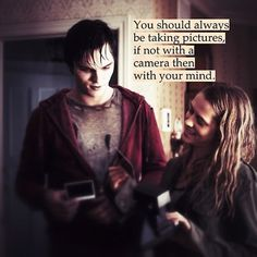 My favorite saying in the Warm Bodies book :) Guy Friend Quotes, Guy Friends, Nicholas Hoult, Best Zombie Movies, Famous Phrases, Warm Bodies, Body Quotes, The Body Book, Film Books
