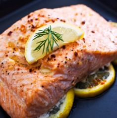The Best Salmon Ever!  So moist and flavorful, a must try.