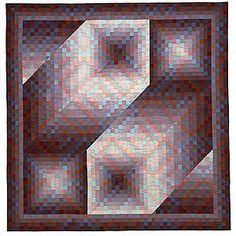 Debra Lunn - Plains Geometry #1 Quilt @Jess Pearl Pearl Liu Smith  @Liz Mester Mester Mester Carr Haskell