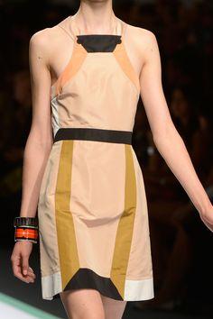 Fendi at Milan Spring 2013 (Details)