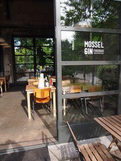 Hotspot Foodbar Mossel & Gin in Amsterdam Westerpark