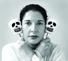 Marina Abramovic. As she funds her new school, here's a 26-letter guide to the heroic performance artist.