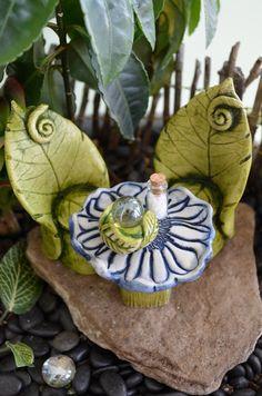 Miniature Fairy Garden Flower Table   Kit Available https://www.etsy.com/listing/216056559/fairy-garden-kit-fairy-garden-party?ref=related-6