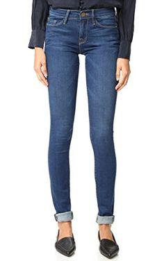 FRAME Women's Forever Karlie Tall Skinny Jeans, Columbia Road, 26 ❤ ...
