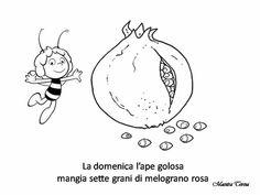 Filastrocca della settimana dell' ape