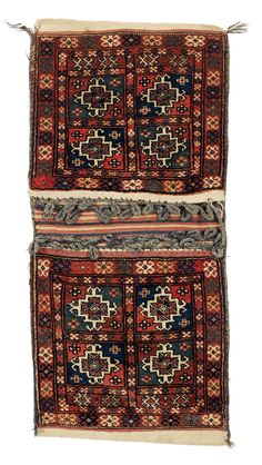 Kordi Khorjin - North East Persia, Khorasan, First quarter 20th century, 94 x 45 cm