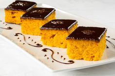 Brazilian Carrot Cake, known as Bolo de Cenoura, is one of the most popular and traditional Brazilian desserts.