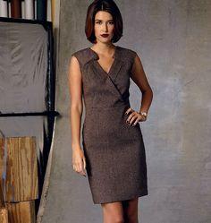 Vogue Patterns 1420 Misses' Dress