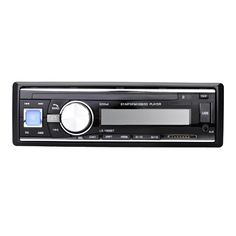 d237a8682e 12V Car Stereo FM Radio MP3 Audio Player USB SD AUX APE FLAC