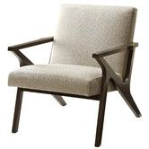 Found it at AllModern - Upholstered Accent Arm Chair