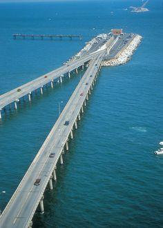 Chesapeake Bay Bridge and Tunnel