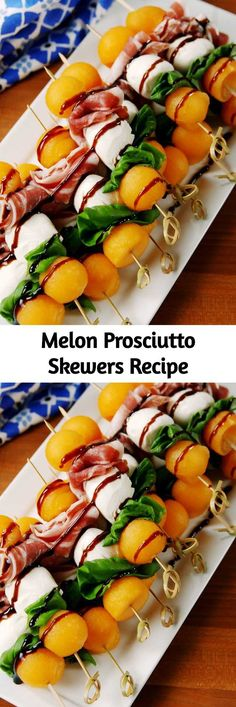 classy skewers are the easy summer app you've been searching for. These classy skewers are the easy summer app you've been searching for. Skewer Appetizers, Skewer Recipes, Appetisers, Appetizers For Party, Appetizer Recipes, Salad Recipes, Appetizer Ideas, Healthy Recipes, Diet Recipes