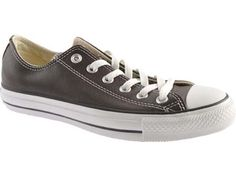 Converse Chuck Taylor All Star in Leather, Chocolate  -  CLICK TO GET 20% OFF WITH COUPON CODE!