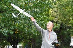 Modellflug ist Sport - und diesen Spaß kann man mit dem Eigenbau-Schleudersegler Macaré sd aus Heft 11/2011 haben