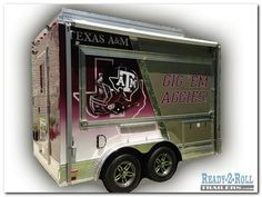 14 Best Tailgating Trailers Images Custom Trailers Pull