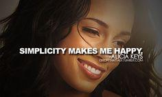 by Alicia Keys
