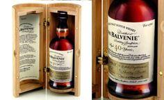 La destilería independiente William Grant & Sons presentó una nueva edición limitada de 40 años de Balvenie, el único whisky de malta escocés.    Esta edición limitada está formada por un lote de sólo 150 botellas numeradas a mano. Estará disponible exclusivamente en aeropuertos, a un precio de aproximado de £2,500.00  El whisky está añejado en barricas de jerez y los whiskies que lo componen son de mediados de 1960, y se tomaron su tiempo para crear la combinación perfecta