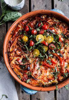 One-Pan Tuscan Quinoa Bake Recipe