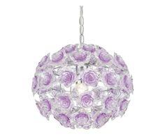 """Lampa wisząca """"Rose"""", Ø .35, wys. 29 cm"""