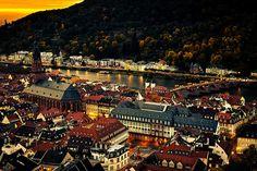 Heidelberg Evening ♦ Heidelberg, Germany | by _flowtation