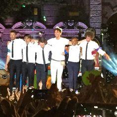 End on stage #mika #concert @mikainstagram