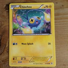 Today's #poking card!  #pokemonxy #pokemonart #pokemonfan #card #cards #ccg #tcg #fan #game #gamer #cardfan  #nintendo #cute