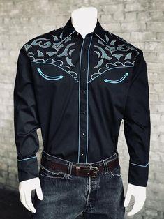 2e486fa2 70 Best Cowboy shirt images | Western wear, Western shirts, Cowboys