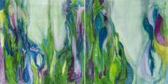 """Saatchi Art Artist Adriana Carambia; Painting, """"MOOD / ANIMICO"""" #art"""