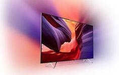 Philips ma bardzo ambitne plany. Kluczem do ich realizacji ma być AMBOLED, czyli pierwszy na świecie telewizor OLED z systemami Ambilight i Android.