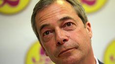 Nigel Farage schooldays letter reveals concerns over fascism