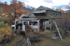 2013 05 15 - 01 - first views of Torress del Paine and morning campsite (32) by goingoverland, via Flickr