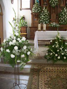 Arreglo de clavel, O Xardín Arte floral