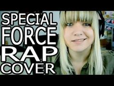 ▶ SPECIAL FORCE | Midlander Girl Raps In Japanese 【外人が日本語でラップ】 - YouTube