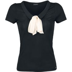 "Vive Maria Girl-Shirt ""Harvard Girl Shirt"" Frauen schwarz"