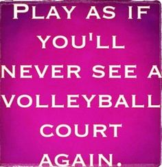 I <3 volleyball!