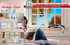 NuVision Offers High Quality Virgin Vinyl Windows
