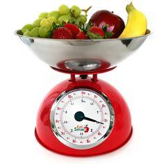 EatSmart Precision Retro Mechanical Kitchen Scale. http://honestjuicerreviews.com/kitchen-scales/eatsmart-precision/
