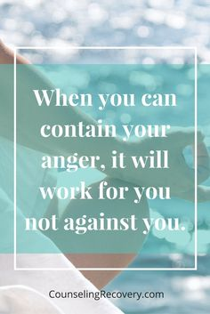 Learn how to recognize the gift in your anger. Anger isn't bad but if you don't know how to use it you will lose it! Click the image to learn how!