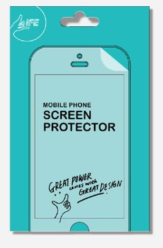 Helps shield your fancy and expensive Smartphone from your clumsy self with the iPhone screen protector from Life Mobile in Australia.