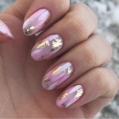 Pretty nail art design ideas