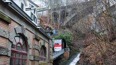 Mühleggbahn St. Gallen Talstation