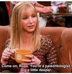 "Phoebe Buffay's 27 Best Lines On ""Friends"""