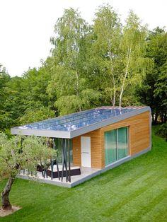 Green_Zero è stato presentato lo scorso giugno a Revine Lago, nel trevigiano, presso l'Hotel Ai Cadelach, inaugurando un nuovo sistema di ricettività alberghiera sostenibile. L'architettura...