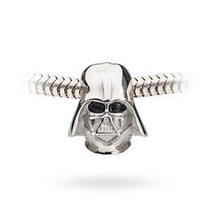 Star Wars Darth Vader Charm Bead | ThinkGeek @mzmbug @adrobnak441